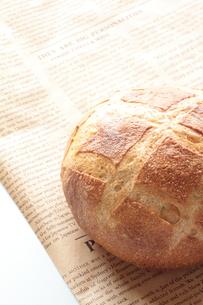 フランスの田舎パンの素材 [FYI00027641]