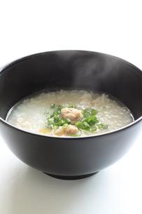 中華粥の写真素材 [FYI00027821]