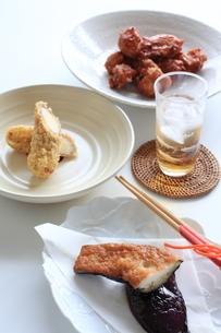 魚のすり身料理の写真素材 [FYI00027855]