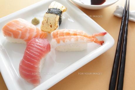 寿司の素材 [FYI00028059]