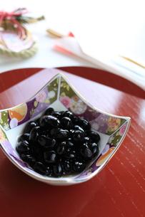 黒豆の素材 [FYI00028102]