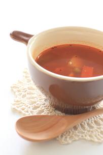 スープの写真素材 [FYI00028230]