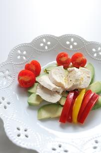 鶏肉のサラダの素材 [FYI00028305]