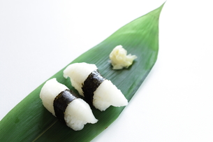 エンガワのお寿司の素材 [FYI00028431]