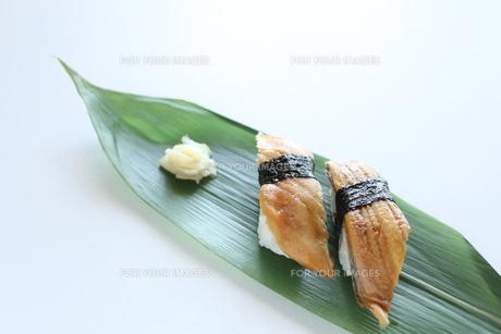 アナゴのお寿司の素材 [FYI00028432]