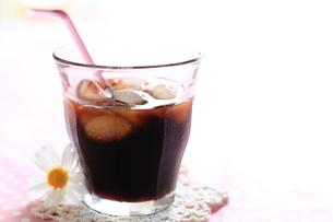 アイスコーヒーの写真素材 [FYI00028445]
