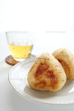 お味噌の焼きおにぎりの素材 [FYI00028522]