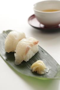 鯛のお寿司の素材 [FYI00028598]
