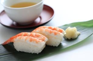 えび寿司の素材 [FYI00028601]