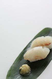 鯛のお寿司の素材 [FYI00028602]
