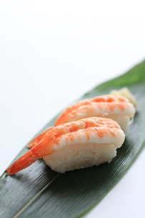 エビ寿司の素材 [FYI00028606]