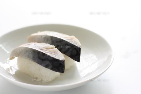 さば寿司の素材 [FYI00028607]