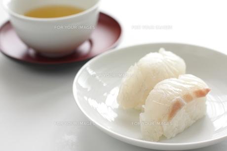 鯛のお寿司の素材 [FYI00028611]