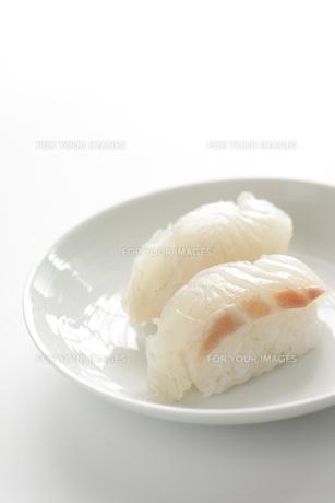 鯛のお寿司の素材 [FYI00028612]