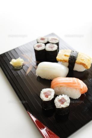 お寿司の素材 [FYI00028697]