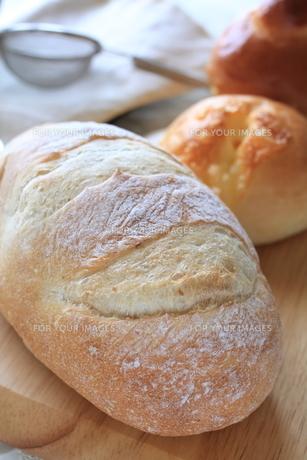 パン集合の素材 [FYI00028710]