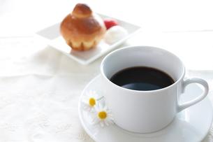 コーヒータイムの写真素材 [FYI00028717]