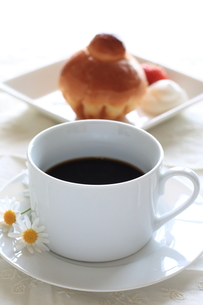 コーヒータイムの写真素材 [FYI00028735]
