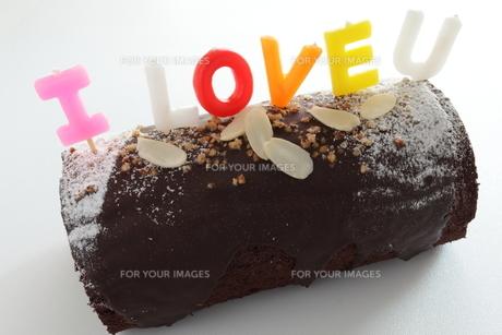 ケーキの写真素材 [FYI00028814]