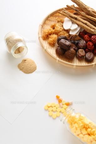漢方製薬対西洋医学の素材 [FYI00029098]