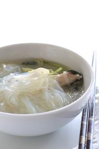 春雨スープの写真素材 [FYI00029194]