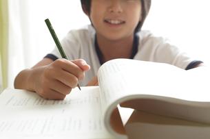 受験勉強の写真素材 [FYI00029458]