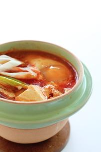 豆腐チゲの写真素材 [FYI00029482]
