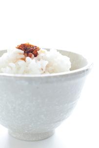 食べるラー油ご飯の写真素材 [FYI00029487]