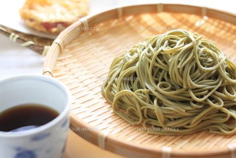 茶そばの素材 [FYI00029574]