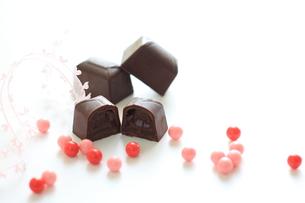 チョコレートの写真素材 [FYI00029617]