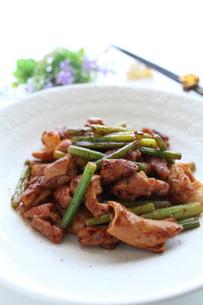 ホルモンの韓国料理の写真素材 [FYI00029690]