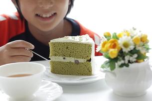 ケーキの写真素材 [FYI00029718]