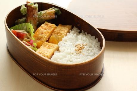 和食弁当の素材 [FYI00029855]