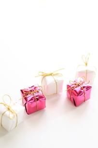 クリスマスプレゼントの写真素材 [FYI00029936]