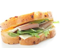 サンドイッチの写真素材 [FYI00030111]