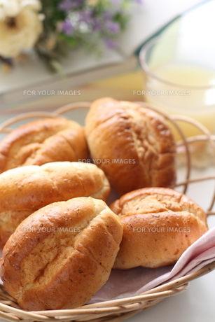 麦パンの写真素材 [FYI00030221]