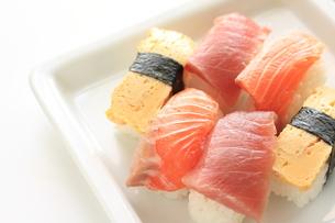 寿司の素材 [FYI00030223]