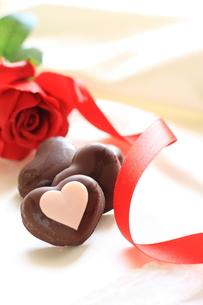 バレンタインチョコレートの素材 [FYI00030251]