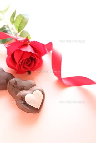 バレンタインチョコレートの素材 [FYI00030271]
