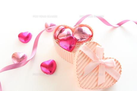 バレンタインチョコレートの写真素材 [FYI00030302]