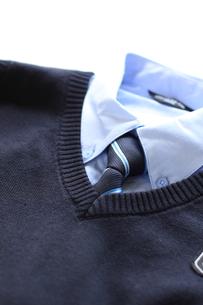 男児用の制服の写真素材 [FYI00030421]