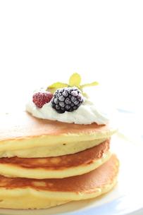 ホットケーキの写真素材 [FYI00030498]