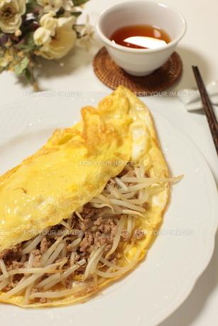 ベトナム料理のバインベオの素材 [FYI00030523]