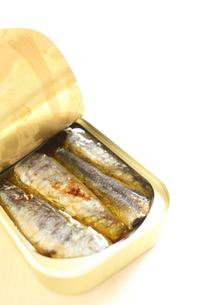 いわしの缶詰の写真素材 [FYI00030560]