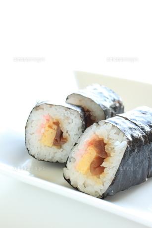 太巻き寿司の素材 [FYI00030647]