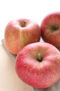 リンゴの写真素材 [FYI00030697]