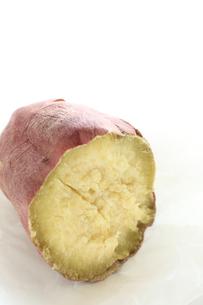 焼き芋の素材 [FYI00030735]