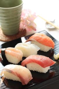 寿司の素材 [FYI00030736]