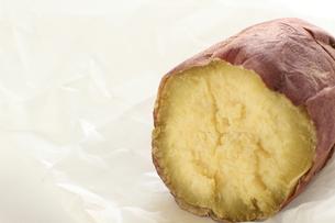 焼き芋の素材 [FYI00030748]