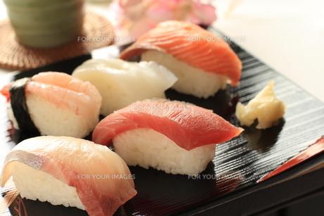 寿司の素材 [FYI00030757]
